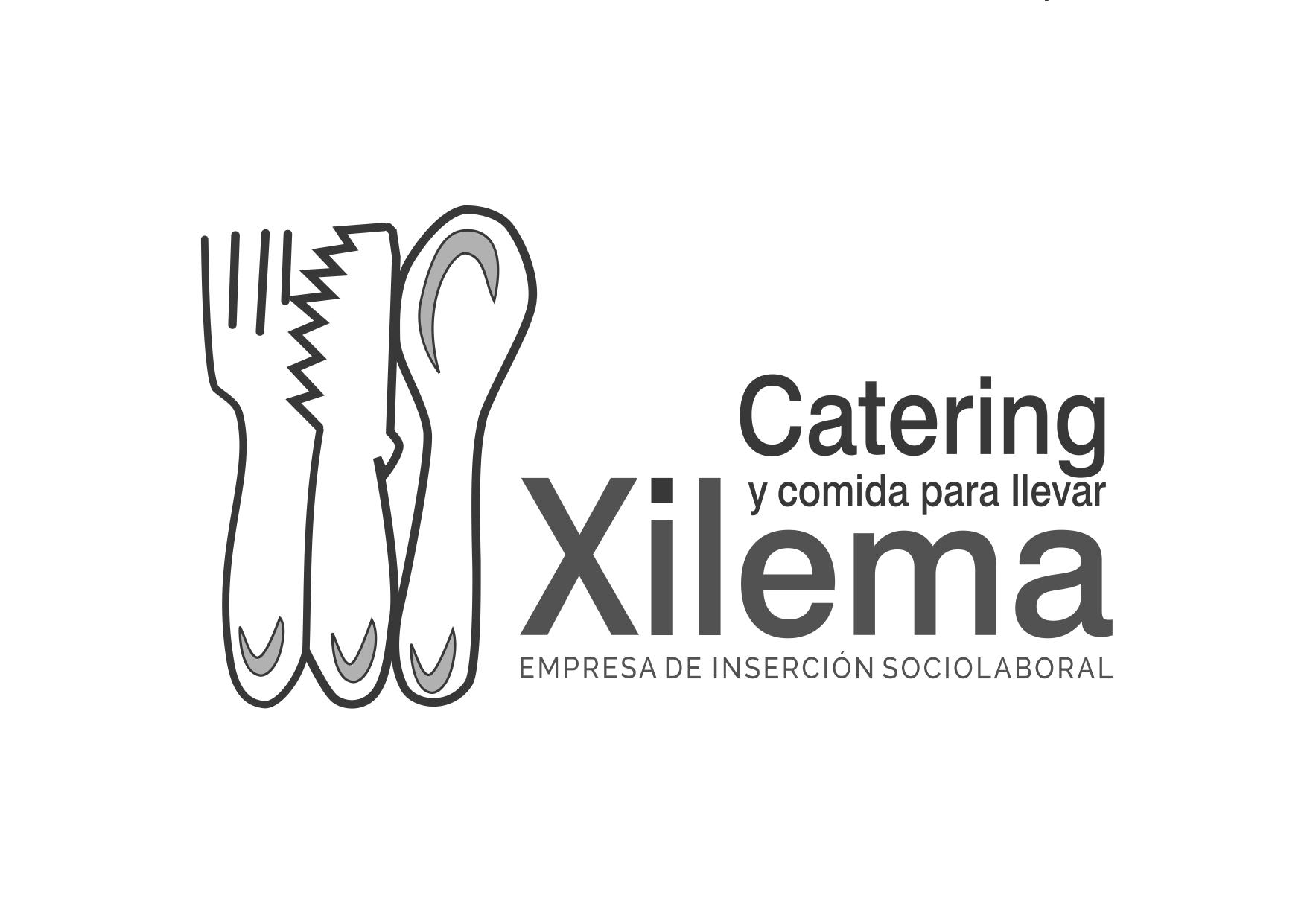 Logo Xilema Catering